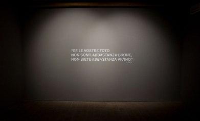 Retrospective la mostra dedicata a Robert Capa - foto di Maria Vittoria Malatesta Pierleoni