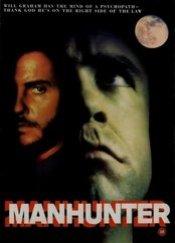 Manhunter: the poster