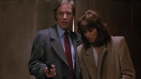 Richard Chamberlain in The Bourne Identity