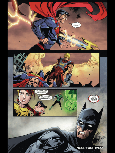 He-Man kills Superman