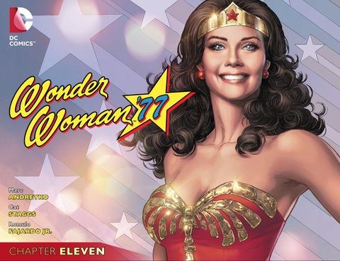 Wonder Woman '77 #11