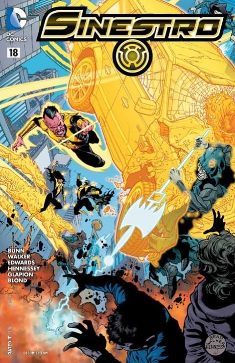 Sinestro #18