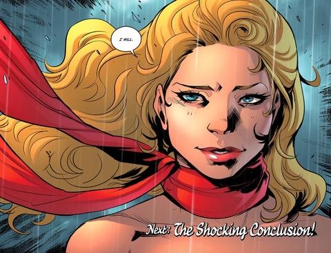 Supergirl must die