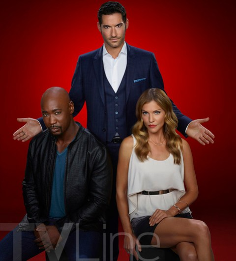 Lucifer and family