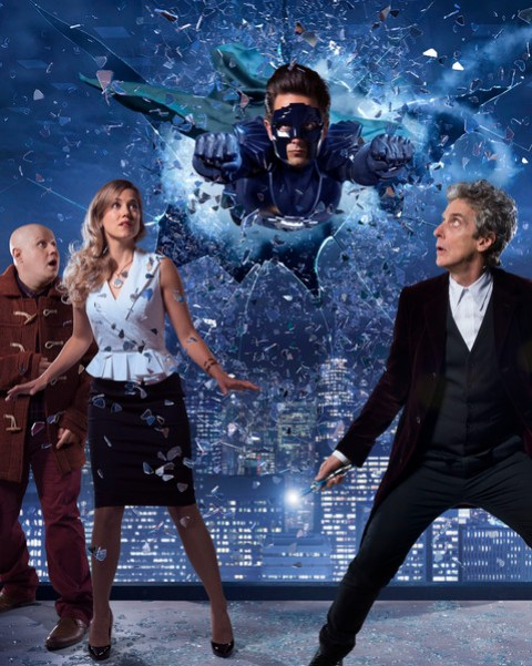 Doctor Who's The Return of Dr Mysterio