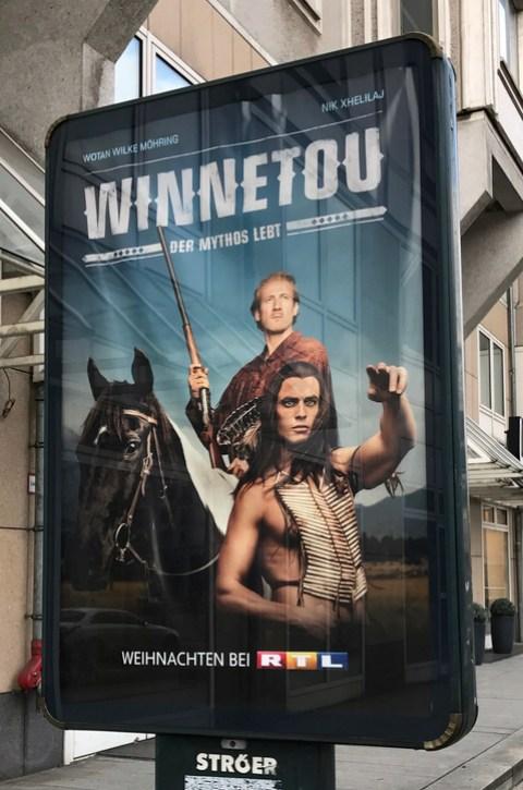 Winnetou again