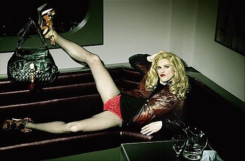 Robert Webb as Madonna