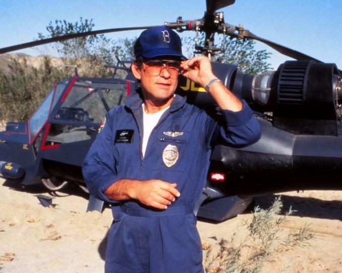 James Farentino in Blue Thunder