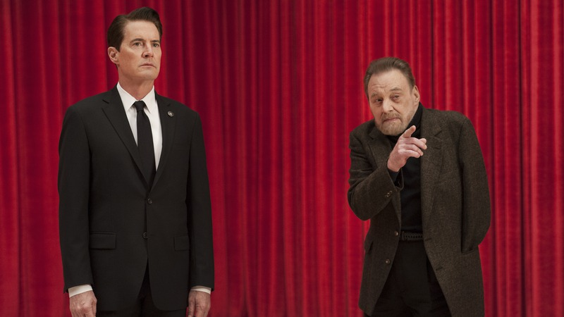 There's going to be an official UK Twin Peaks festival in September