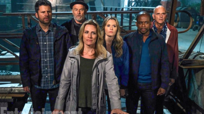 The Psych reunion movie