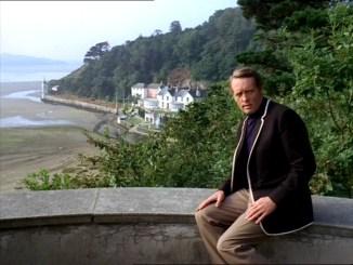 Patrick McGoohan as The Prisoner in Portmeirion