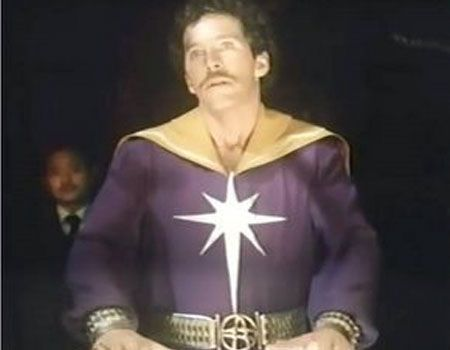 Doctor Strange 1978 costume