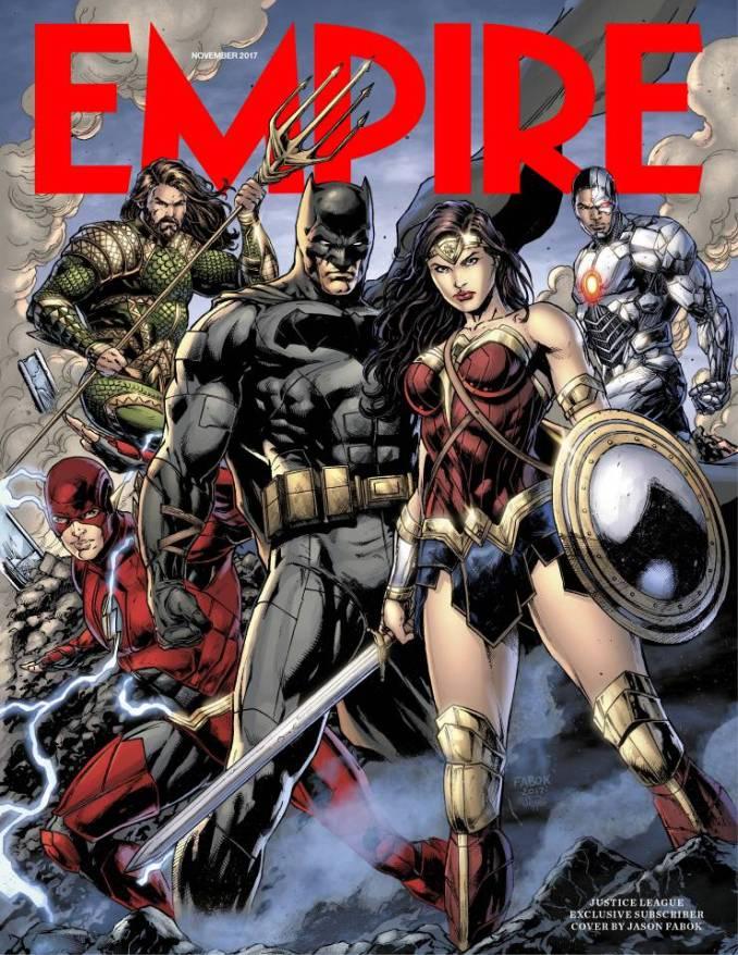 Empire Justice League cover