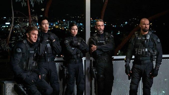 SWAT CBS