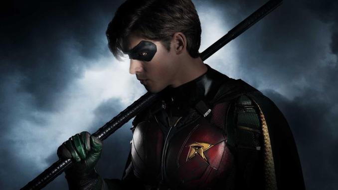 Brenton Thwaites as Robin in DC's Titans
