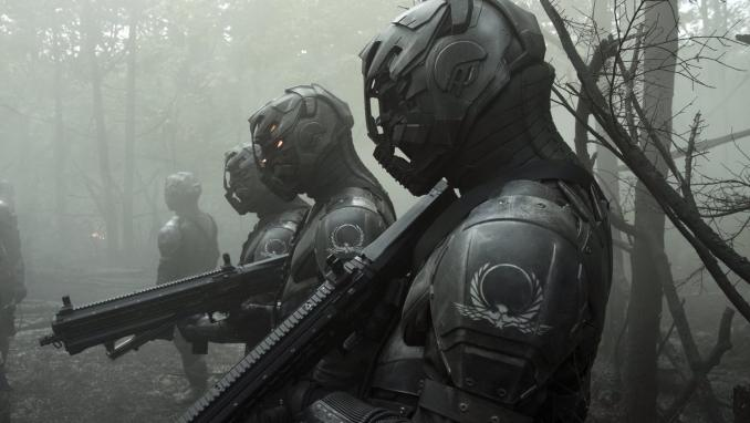 Altered Carbon Soldiers