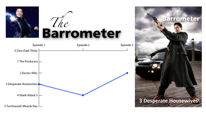 The Barrometer for Black Lightning