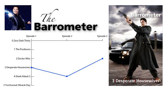 The Barrometer for Black Lightning