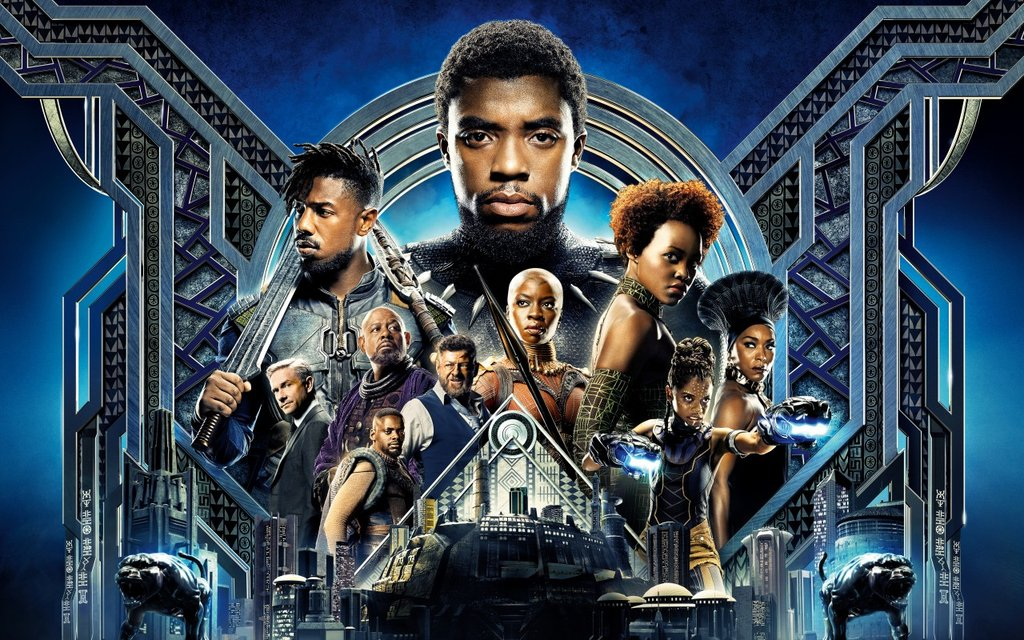 Movie Monday: Black Panther, Kingsman: The Golden Circle and The Hitman's Bodyguard