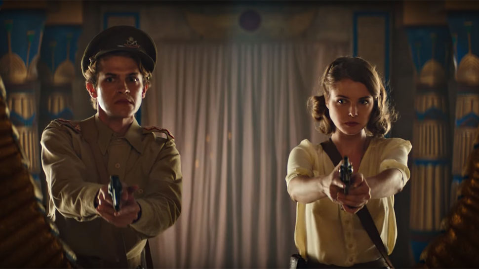 Review: Stargate Origins 1x1-1x3 (Stargate Command)