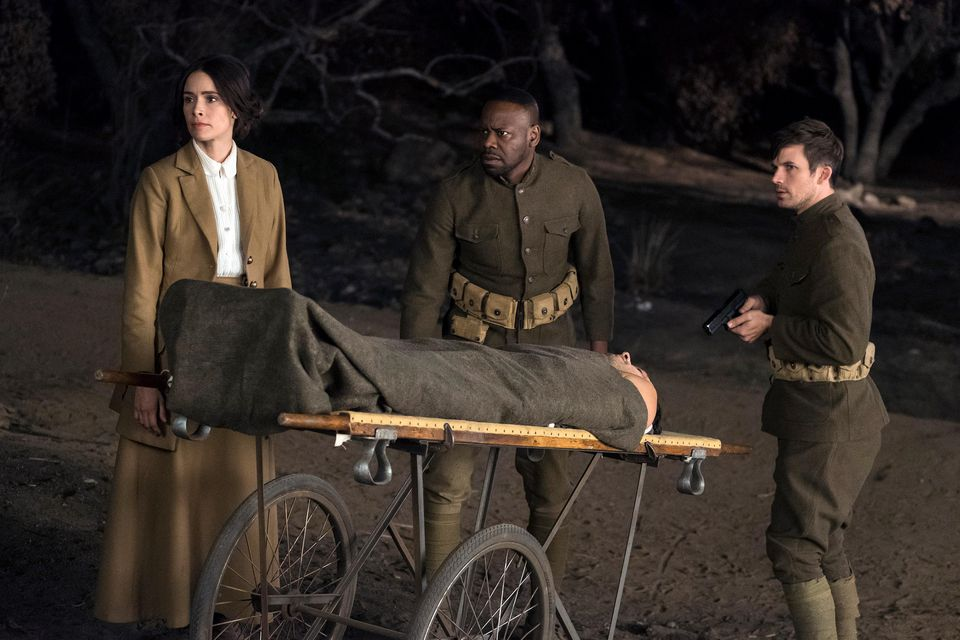 What have you been watching? Including Timeless and Champions