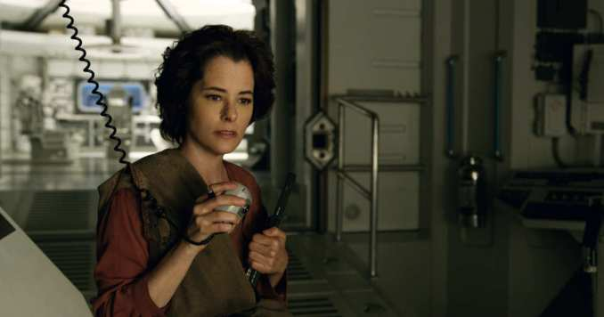 Parker Posey as Dr Smith