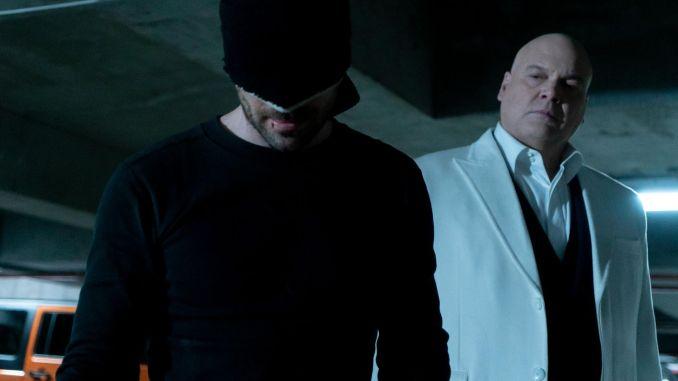 Daredevil and Fisk