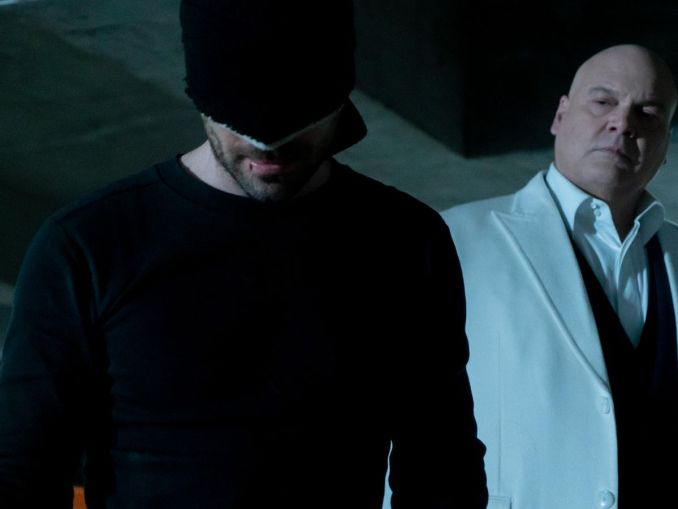 Daredevil and Fisk
