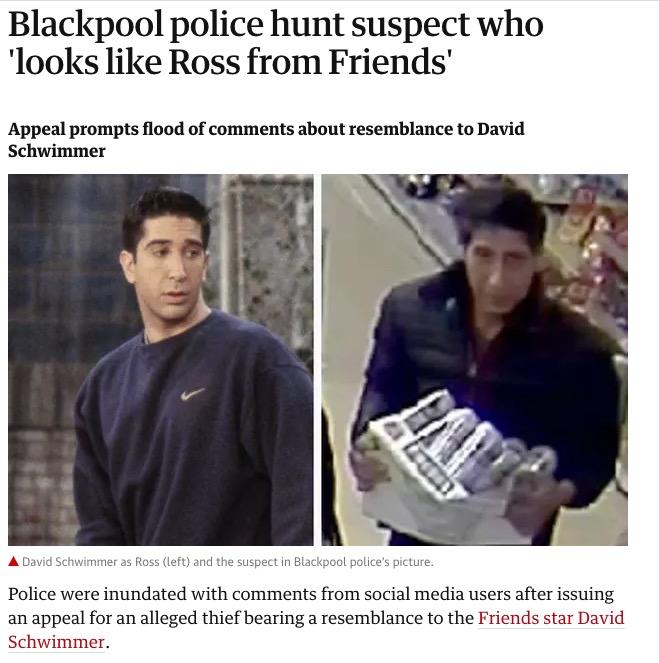Blackpool crime