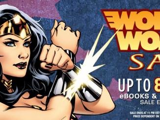 Wonder Woman Sale