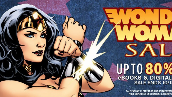 Wonder Woman Sale