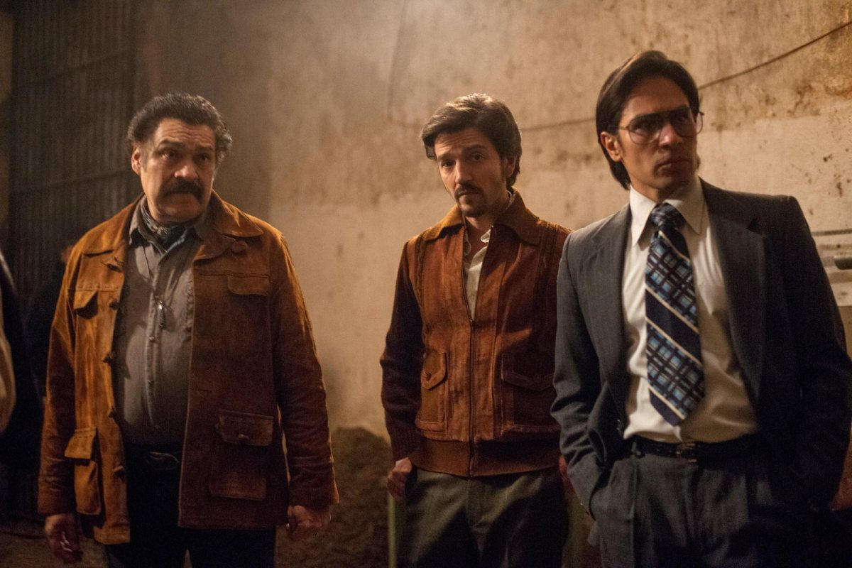 Review: Narcos - Mexico 1x1-1x2 (Netflix)