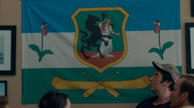 Cavendish flag