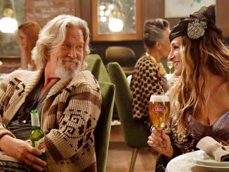 The Dude and Carrie Bradshaw