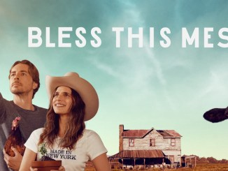 Dax Shepard and Lake Bell in ABC (US)'s Bless This Mess