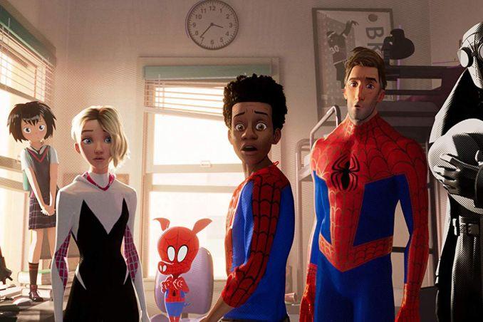 Spider-Man – Into the Spider-Verse (2018)