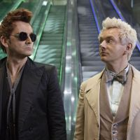 What (yet more) TV's on at BAFTA in May? Including Good Omens