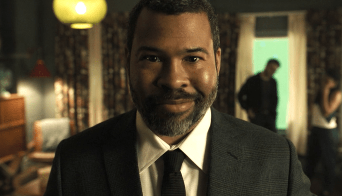 Jordan Peele in The Twilight Zone