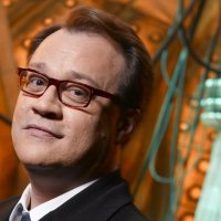Russell T Davies is back as Doctor Who's showrunner