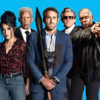 The TMINE multiplex: The Hitman's Wife's Bodyguard, Tango & Cash and Road House