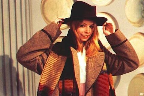 Romana on Doctor Who