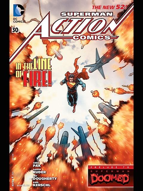 Action Comics #30