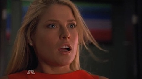 Ali Larter in the Heroes episode Duel