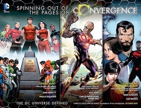 Three new comics