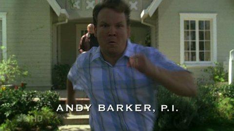 Andy Barker, PI