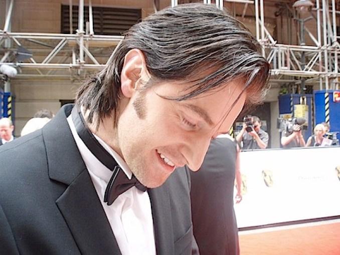 Richard Armitage at the BAFTAs