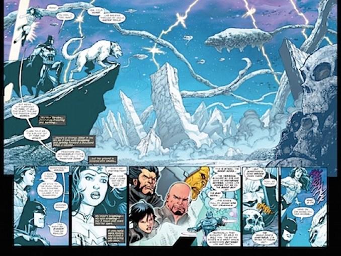 Wonder Woman keeps Batman focused