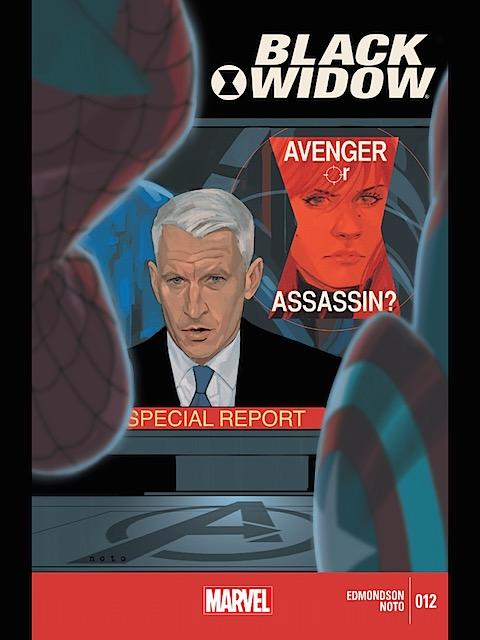 Black Widow #12