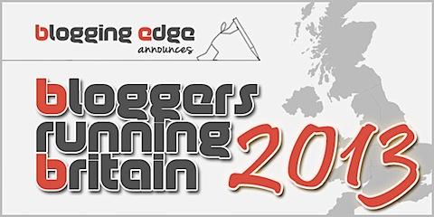Bloggers Running Britain 2013