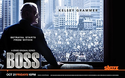 Boss with Kelsey Grammer